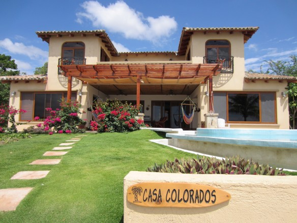 Casa Colorados
